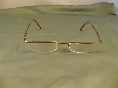 Ray Ban Unisex rimless prescription  CMS602 57-17-130 eye glasses frames (Ray Ban Rimless Prescription Glasses)