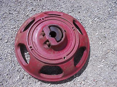 Farmall Super H 300 350 Tractor Ih Cast Power Adjust Spin Out Wheel Hub Center