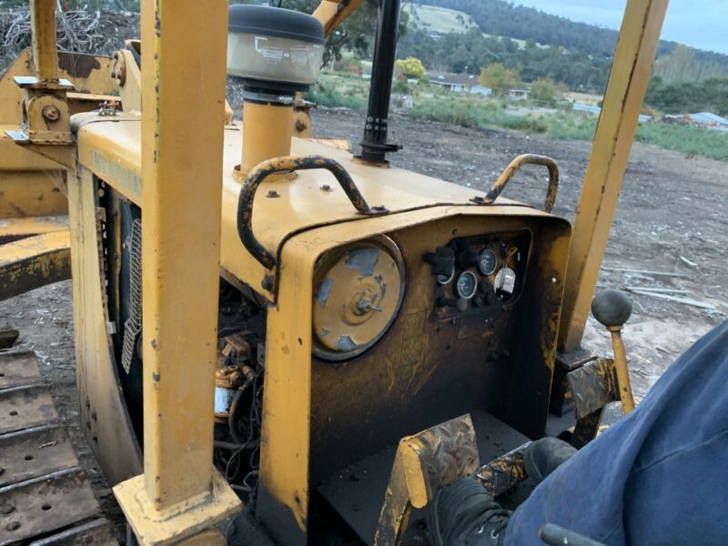 International TD8 Dozer | Construction Equipment | Gumtree Australia