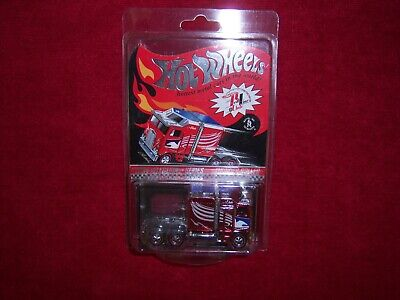 Hot Wheels RLC 2004 Selections Series Thunder Roller 4 of 4 in Protector