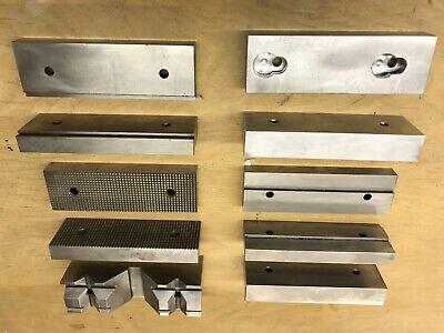 Kurt Vise - Interlock Jaw Set 11 Pieces