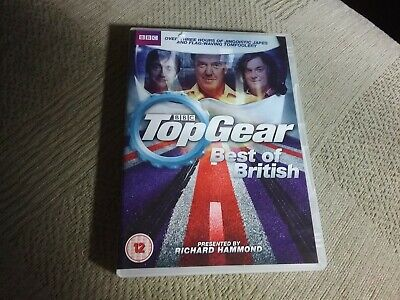 ? bbc top gear the best of British dvd freepost in very good condition
