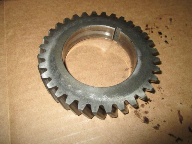 John Deere 2010 Transmission Shaft Gear T13165