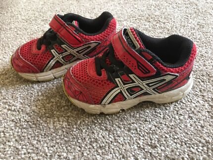 Kids baby toddler ASICS shoes