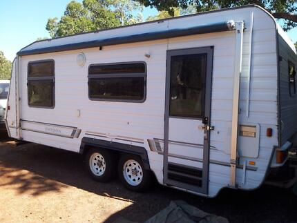 Windsor Statesman Caravan, excellent condition, stored in garage Wattle Grove Kalamunda Area Preview