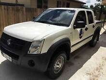 2007  Holden Rodeo Dual Cab Ute 2WD - Very Good Condition Woodford Moreton Area Preview