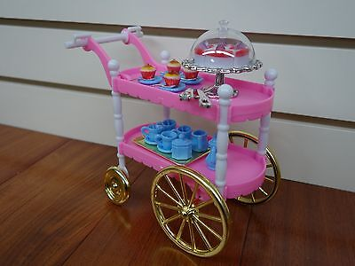 Gloria,Barbie Doll House Furniture/(98008) Tea Time
