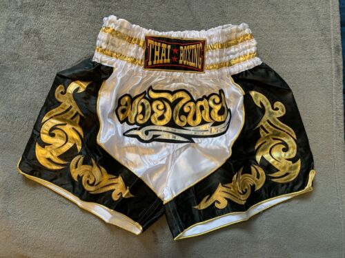 """Muay Thai """"Thai Boxing"""" Shorts Durable Made In Thailand Various Colors"""