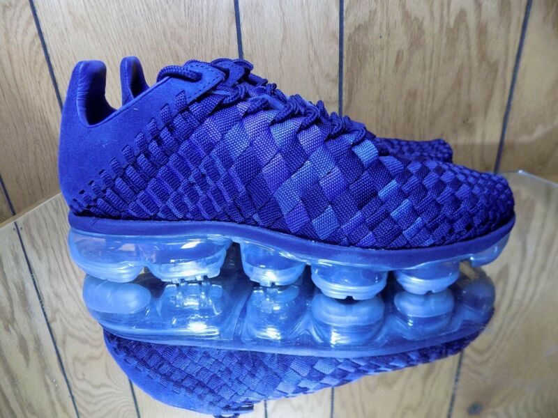 new concept 3a9ef 78667 Men s Shoe Nike Air VaporMax Inneva Midnight Navy AO2447-400, Size 8.5