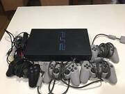 Playstation 2 console and controllers Redland Bay Redland Area Preview