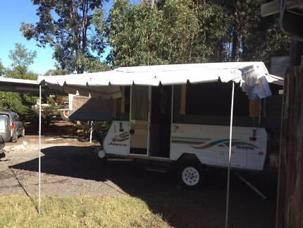 Jayco Hawk Campervan 2000 Wamuran Caboolture Area Preview