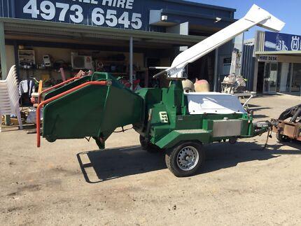 6.7 inch chipper mulcher Morisset Lake Macquarie Area Preview