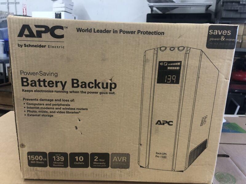 APC Backup Battery BR1500GI 230V