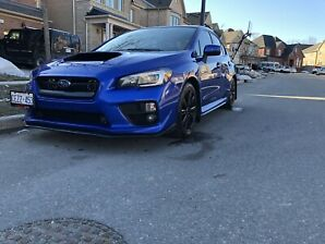 2015 Subaru WRX w/sport tech package and BC Coils