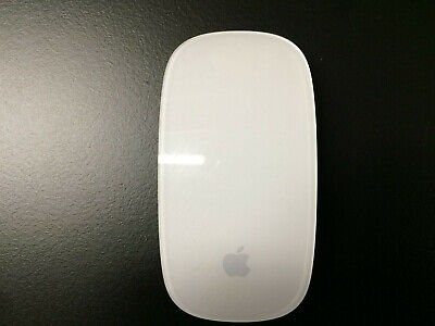 Apple Magic Mouse Bluetooth Wireless Laser Multi Touch Model A1296 3VDC