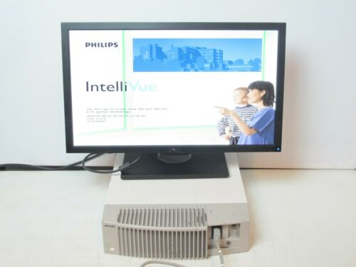 Philips Intellivue MP90 M8010A Patient Monitor High Performance CPU