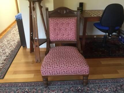 Victorian Ladies Chair
