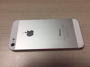 iPhone 5 64 GB White & Silver (GSM) Unlocked