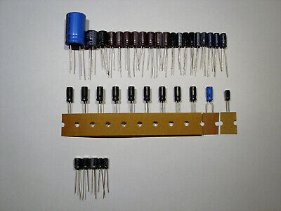 AIWA Mini SD-L30 Cassette deck recap caps recapping complete kit Elko-Satz kpl segunda mano  Embacar hacia Mexico