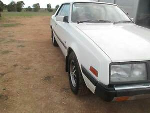 1984 Mitsubishi Sigma Coupe Mildura Centre Mildura City Preview