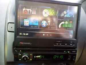 """Single din 7"""" touch screen head deck. Gosford Gosford Area Preview"""