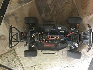 Traxxas brushless