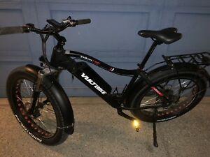 EBike - Excellent Condition 2017 Yukon 750W Limited Fat EBike