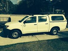 Toyota Hilux 2007 workmate Arundel Gold Coast City Preview