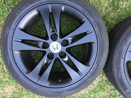 Honda Accord Euro Luxury Genuine 18inch Rims