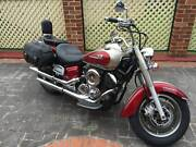 2004 Yamaha V-Star 1100 Albion Park Rail Shellharbour Area Preview