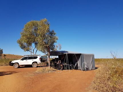 Large off Road, soft top family camper trailer. Rockingham Rockingham Area Preview