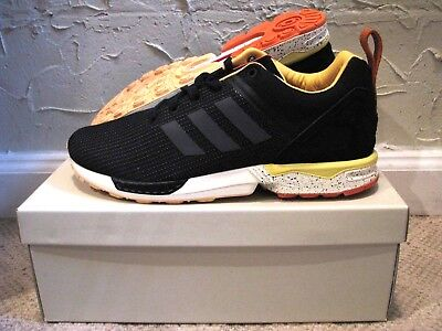 Bodega x adidas Consortium ZX Flux 'Space Odyssey' Mens Size 9.5 DS NEW! B25325