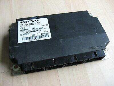 Volvo VNL Siemens VDO 20514900-03 LCM Control Module #M266BH