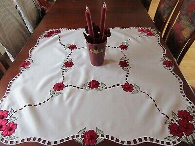 h-decken- Mitteldecken  quadratisch, 85 cm x 85 cm (Weihnachts-tischdecken)