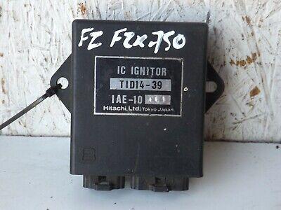 <em>YAMAHA</em> FZ750 FZX750 88     CDI UNIT IGNITOR SPARK BOX ECU