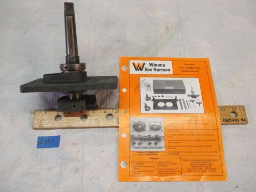 Winona Van Norman VWK-2000 Cylinder Counter Bore for Volkswagen 1500 & 1600 cc