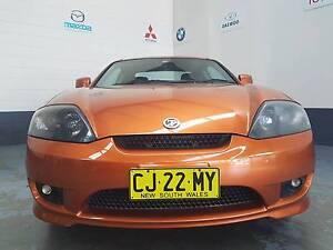 2005 Hyundai Tiburon Coupe North St Marys Penrith Area Preview