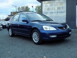 Acura EL TOURING 2003 ***PROBLEME TRANSMISSION***