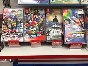 Jeux pour Nintendo Switch