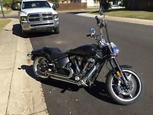 2003 Yamaha road star warrior