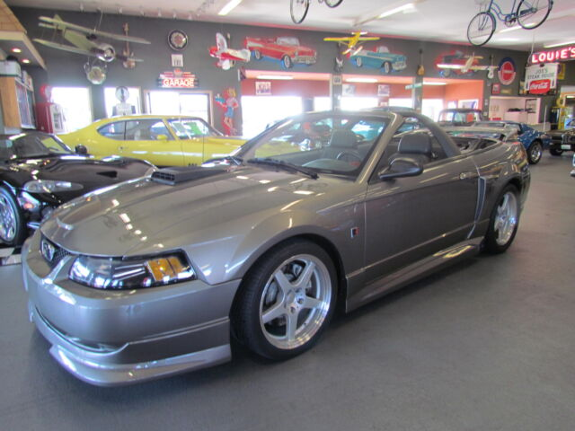 2001 ford mustang roush stage 2 convertible used ford. Black Bedroom Furniture Sets. Home Design Ideas