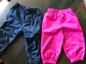 Splash pants size 12-18 months