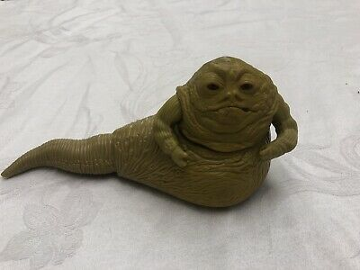 Vintage 1983 Star Wars Jabba the Hutt Action Figure Kenner Loose Return Jedi