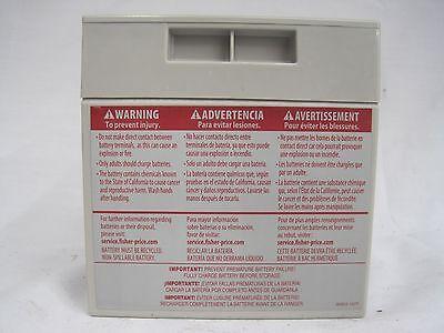 权力车轮凯迪拉克凯雷德电池12 v电池费舍尔价格凯迪拉克 高清图片