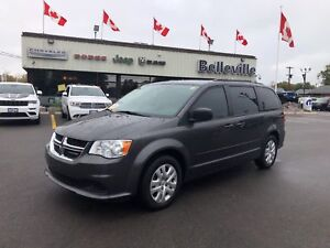 2017 Dodge Grand Caravan SXT-Full Stowngo-abs and Traction Contr