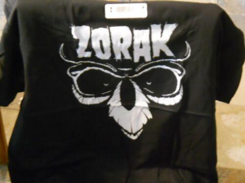 Space Ghost Coast To Coast Zorak Danzig Parody Promo T Shirt XL Adult Swim