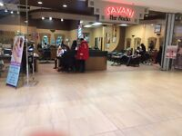 SAVANI HAIR STUDIO // STYLIST WANTED //BUSY SALON