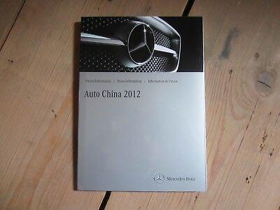 Mercedes-Benz AUTO CHINA 2012 -Exclusive Edition für Sammler-