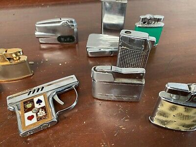 Job Lot Vintage Lighters