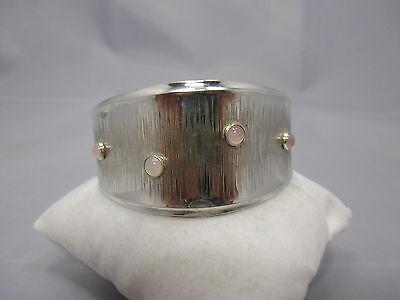 wunderschöner Kordes & Lichtenfels Armreif aus Silber 835 punziert
